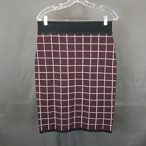3 for $10- Medium Petites wool skirt MP